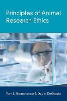Principles of Animal Research Ethics (Hardback)