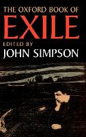 The Oxford Book of Exile (Hardback)