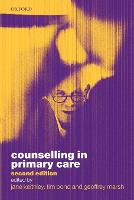 Counselling in Primary Care (Paperback)