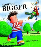 Someone Bigger (Paperback)