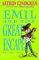 Emil and the Great Escape (Paperback)