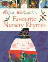 Brian Wildsmith's Favourite Nursery Rhymes (Paperback)