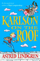 Karlson on the Roof (Paperback)