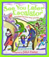 See You Later, Escalator (Paperback)
