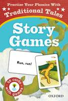 Oxford Reading Tree: Traditional Tales Story Games Flashcards - Oxford Reading Tree