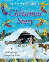 A Christmas Story with Nativity Set (Hardback)