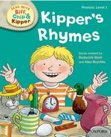 Oxford Reading Tree Read with Biff, Chip and Kipper: Level 1 Phonics: Kipper's Rhymes - Oxford Reading Tree Read with Biff, Chip and Kipper (Hardback)