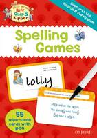 Oxford Reading Tree Read with Biff, Chip and Kipper: Spelling Games Flashcards - Oxford Reading Tree Read with Biff, Chip and Kipper