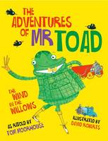 The Adventures of Mr Toad (Paperback)