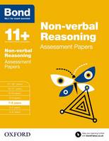 Bond 11+: Non-verbal Reasoning: Assessment Papers: 7-8 years - Bond 11+ (Paperback)