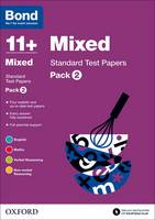 Bond 11+: Mixed: Standard Test Papers: Pack 2 - Bond 11+ (Paperback)