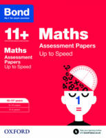 Bond 11+: Maths: Up to Speed Papers: 10-11+ years - Bond 11+ (Paperback)