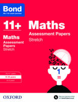 Bond 11+: Maths: Stretch Papers: 9-10 years - Bond 11+ (Paperback)