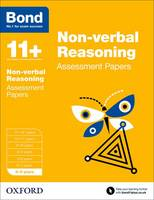 Bond 11+: Non-verbal Reasoning: Assessment Papers: 5-6 years - Bond 11+ (Paperback)