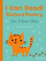I Can Read! Oxford Poetry for 5 Year Olds (Paperback)