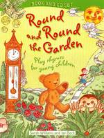 Round and Round the Garden Book and CD: Play Rhymes for Young Children