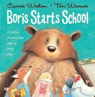 Boris Starts School (Paperback)