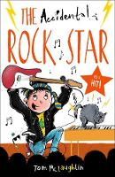 The Accidental Rock Star (Paperback)