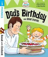 Read with Oxford: Stage 1: Biff, Chip and Kipper: Dad's Birthday and Other Stories - Read with Oxford (Paperback)