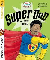 Read with Oxford: Stage 2: Biff, Chip and Kipper: Super Dad and Other Stories - Read with Oxford (Paperback)