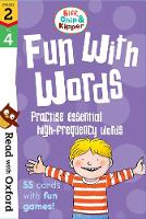Read with Oxford: Stages 2-4: Biff, Chip and Kipper: Fun With Words Flashcards - Read with Oxford