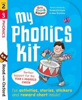 Read with Oxford: Stages 2-3: Biff, Chip and Kipper: My Phonics Kit