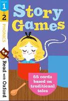 Read with Oxford: Stages 1-2: Phonics Story Games Flashcards - Read with Oxford