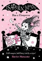 Isadora Moon Has a Sleepover (Paperback)