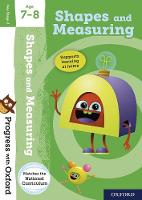 Progress with Oxford: Shapes and Measuring Age 7-8 - Progress with Oxford