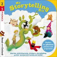 Read with Oxford: Stages 2-3: Phonics: My Storytelling Kit - Read with Oxford