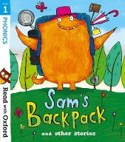 Read with Oxford: Stage 1: Sam's Backpack and Other Stories - Read with Oxford (Paperback)