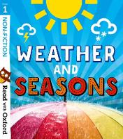 Read with Oxford: Stage 1: Non-fiction: Weather and Seasons - Read with Oxford (Paperback)