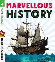 Read with Oxford: Stage 4: Non-fiction: Marvellous History - Read with Oxford (Paperback)
