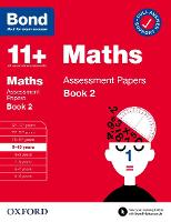 Bond 11+ Maths Assessment Papers 9-10 Years Book 2 (Paperback)