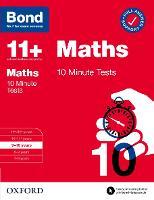Bond 11+: Bond 11+ 10 Minute Tests Maths 9-10 years