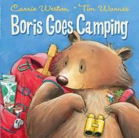 Boris Goes Camping (Paperback)