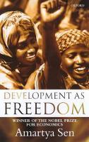 Development as Freedom (Paperback)