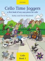 Cello Time Joggers + CD: A first book of very easy pieces for cello - Cello Time (Sheet music)