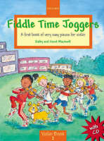 Fiddle Time Joggers: A First Book of Very Easy Pieces for Violin - Fiddle Time (Sheet music)