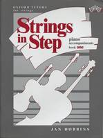 Strings in Step piano accompaniments Book 1 - Strings in Step (Sheet music)
