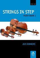 Strings in Step Violin Book 1 (Book and CD) - Strings in Step (Sheet music)