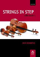 Strings in Step Cello Book 1 (Book and CD) - Strings in Step (Sheet music)