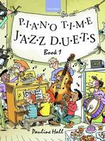 Piano Time Jazz Duets Book 1 - Piano Time (Sheet music)