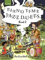 Piano Time Jazz Duets Book 2 - Piano Time (Sheet music)