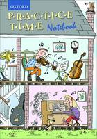 Practice Time Notebook (Sheet music)