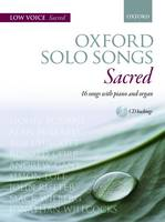 Oxford Solo Songs: Sacred: 16 songs with piano or organ (Sheet music)