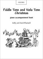 Fiddle Time and Viola Time Christmas: Piano Book - Fiddle Time (Sheet music)
