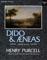 Dido and Aeneas (Sheet music)
