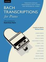 Bach Transcriptions for Piano: Twentieth-century arrangements from choral and instrumental works (Sheet music)