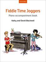 Fiddle Time Joggers Piano Accompaniment Book - Fiddle Time (Sheet music)